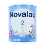 Acheter NOVALAC 2 Lait en poudre 2ème âge B/800g* à LA VALETTE DU VAR