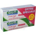 Acheter Gum Paroex Gel dentifrice 2T/75ml à LA VALETTE DU VAR